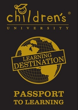 Childrens University Passport